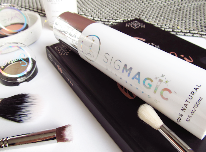 sigma brush shampoo sigmagic