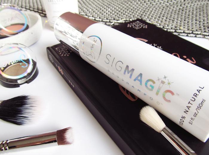sigma brush shampoo sigmagic