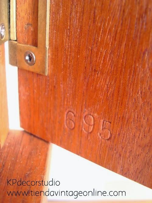 Muebles daneses dinamarca vintage. aparadores antiguos