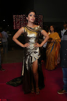 Shreya Saran in Skin Tight Golden Gown ~  Exclusive 051.JPG