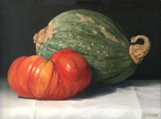 original oil painting, representational art