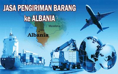 EKSPEDISI MURAH KE ALBANIA