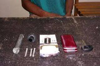 Sembunyi Sabu di Setir Motor, Warga Luwu Ditangkap di Palopo