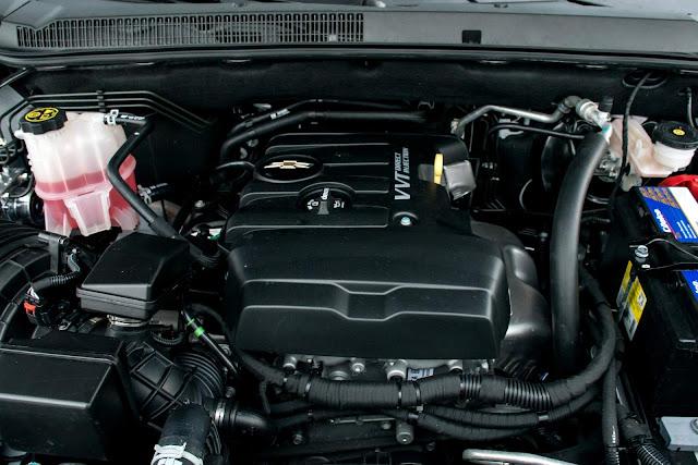 Chevrolet S-10 2018 Flex Automática: preços -  consumo
