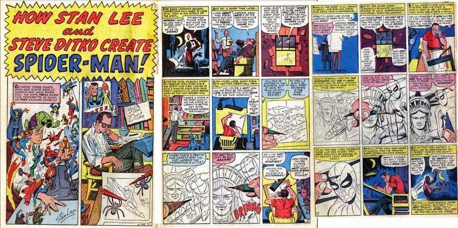 The Dork Review Spider Man Image Blitz
