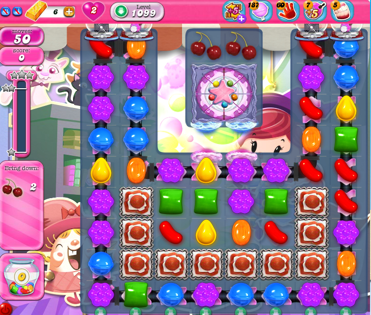 Candy Crush Saga 1084