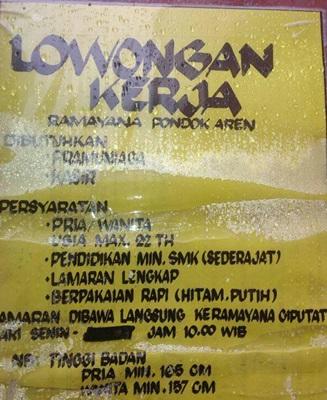 Lowongan Kerja Qc Tangerang