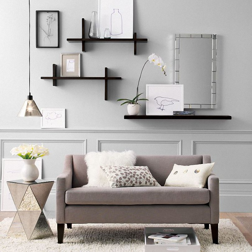 wall painting designs along with decoration suggestions living room photo of goodly living room amazing shelving