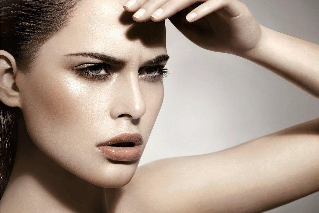 25 Beauty Skin Retouching works by Cyril Lagel  Best