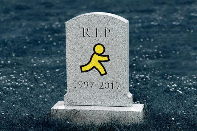 AOL Instant Messenger vai dar adeus