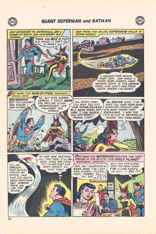 Read online World's Finest Comics comic -  Issue #161 - 39