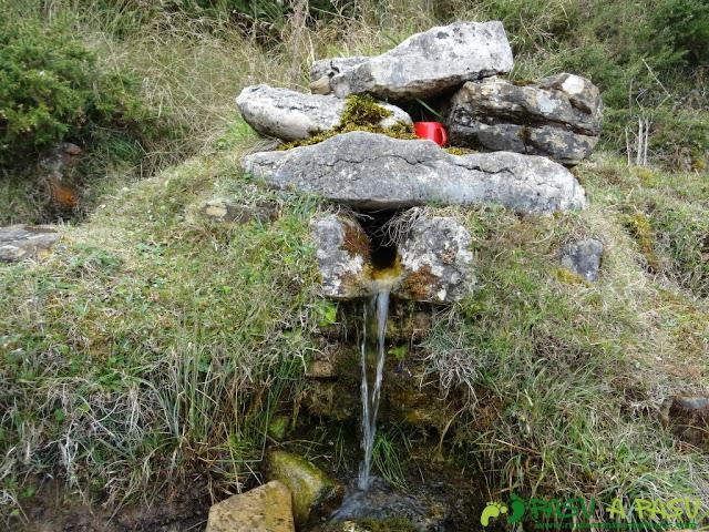 Les Bobies - Gamonal: Fuente Fonfria en el Aramo