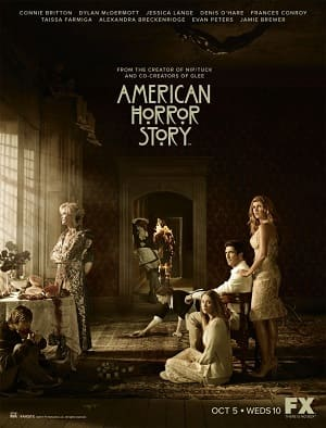 American Horror Story - 1ª Temporada Séries Torrent Download capa