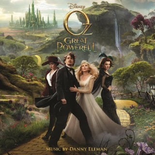 Oz The Great and Powerful Liedje - Oz The Great and Powerful Muziek - Oz The Great and Powerful Soundtrack - Oz The Great and Powerful Filmscore