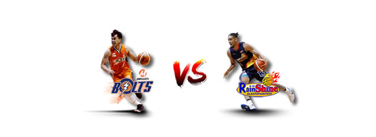 June 24: Meralco vs Rain or Shine, 4:30pm Smart Araneta Coliseum