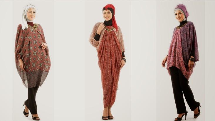 koleksi batik muslim danar hadi terbaru batik indonesia
