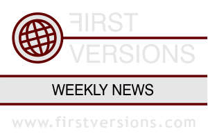 First Versions Weekly News