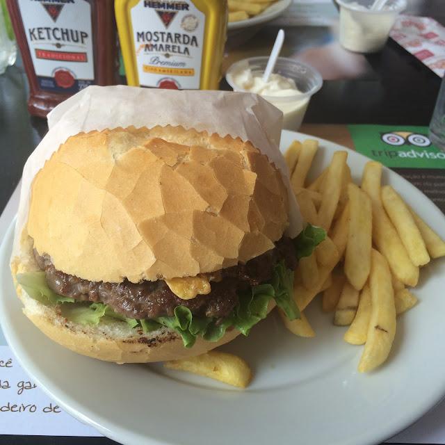 onde comer em Londrina