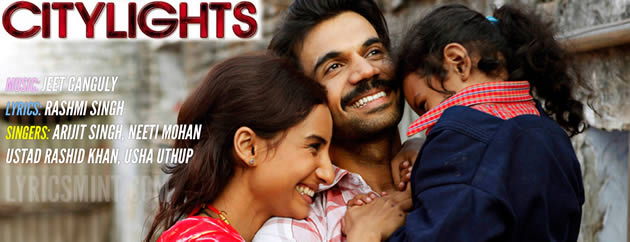 Citylights Hindi Movie Mp3 Songs Download