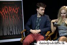 Updated(3): TIFF 2013: press junket interviews for Horns (+ first clip)