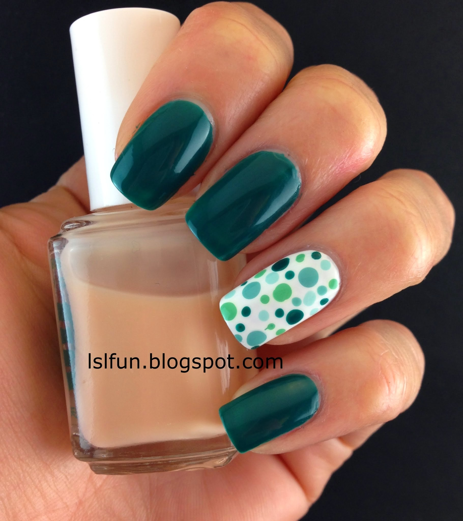 Nail Art For Beginners Without Tools: LSL's FUN BLOG: Nail Art For Beginners : 3 Simple Nail