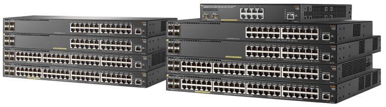 Cisco, Network Equipment Resource: HPE Aruba 2930F Switch