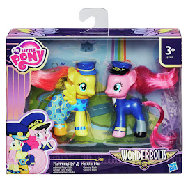 My Little Pony Wonderbolts 2-pack Fluttershy Brushable Pony