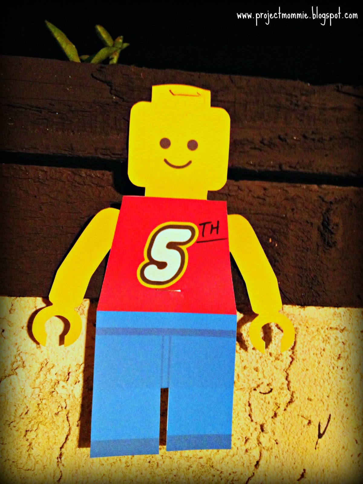 lego man birthday - photo #1