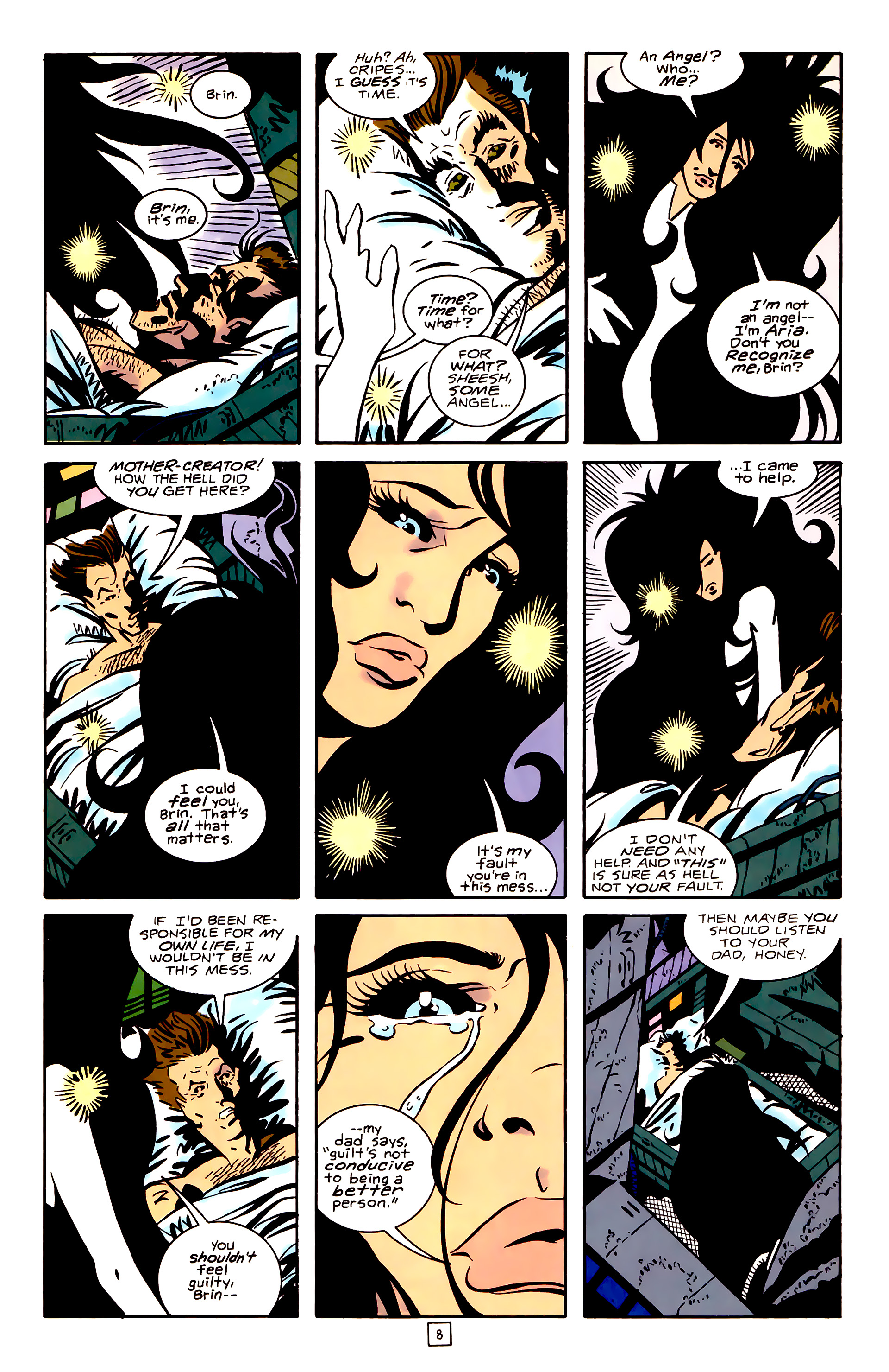 Legion of Super-Heroes (1989) _Annual_3 Page 8