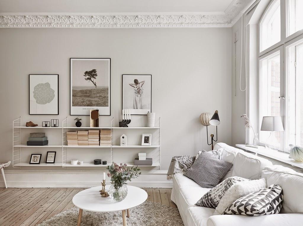 Herringbone Marble Fireplace