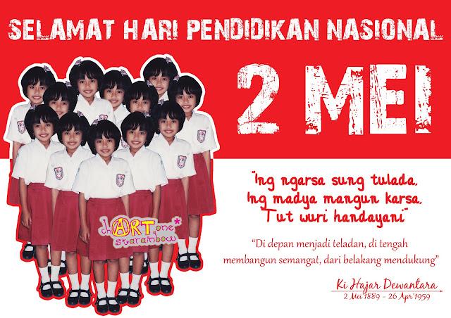 Selamat Hari Pendidikan Nasional, Ayo Mondok di Pesantren !!