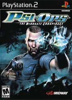 Psi-Ops: The Mindgate Conspiracy (PS2) 2005