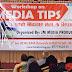 மீடியா டிப்ஸ் 3ஆவது முறையாகவும் ஏற்பாடு செய்துள்ள  இலவச ஒரு நாள் ஊடக செயலமர்வு.