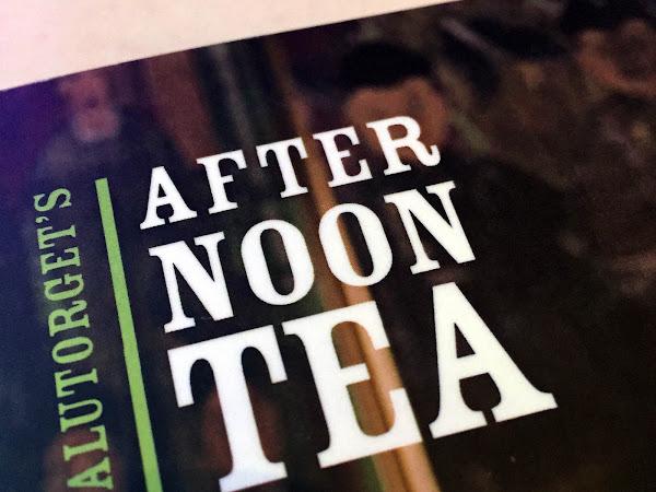 Salutorgetin Afternoon Tea ja upea Oodi vapaudelle -cava
