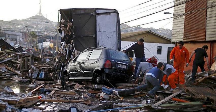 TERREMOTO DEL SIGLO EN CHILE: Científicos determinan dónde se producirá el próximo sismo de grandes dimensiones