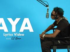 Download Video Lyrics | Marioo - Aya