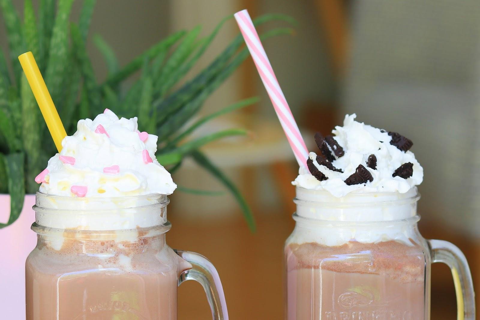 les gommettes de melo gommette milkshake chocolat recette facile café tasse concours gagner poudre cacao
