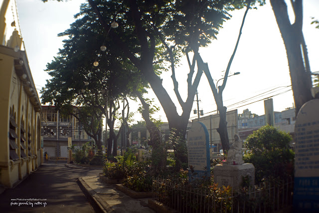 April 18, 2016: Photo Walk Along Avenida Recto