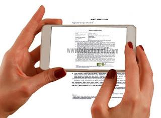 #7 Aplikasi Scanner Dokumen Terbaik Untuk Smartphone Android Dan Ios