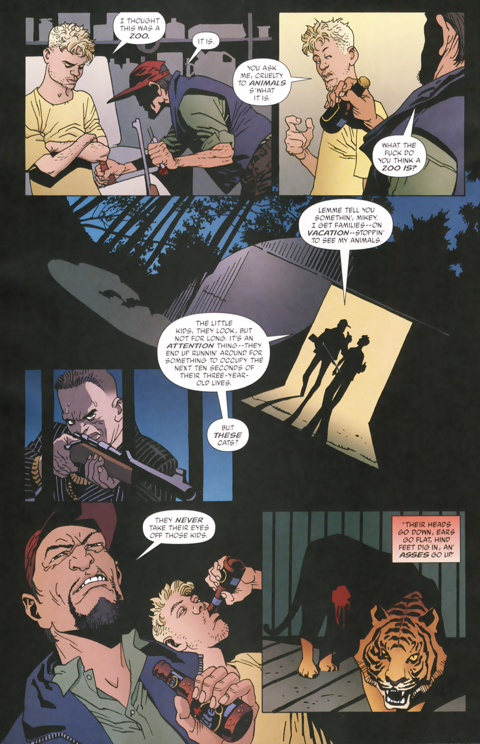 Read online 100 Bullets comic -  Issue #48 - 15