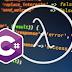 دورة متكاملة في لغة السي شارب C#  باللغة العربية من يوديمي