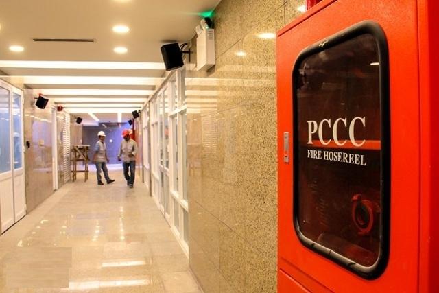 Hệ thống PCCC chung cư The K Park Hà Đông