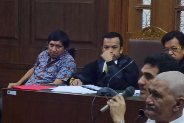 """GASwat, """"Semua Anggota Komisi VIII DPR Terima Uang Korupsi Al Quran"""",, Kata Fahd"""