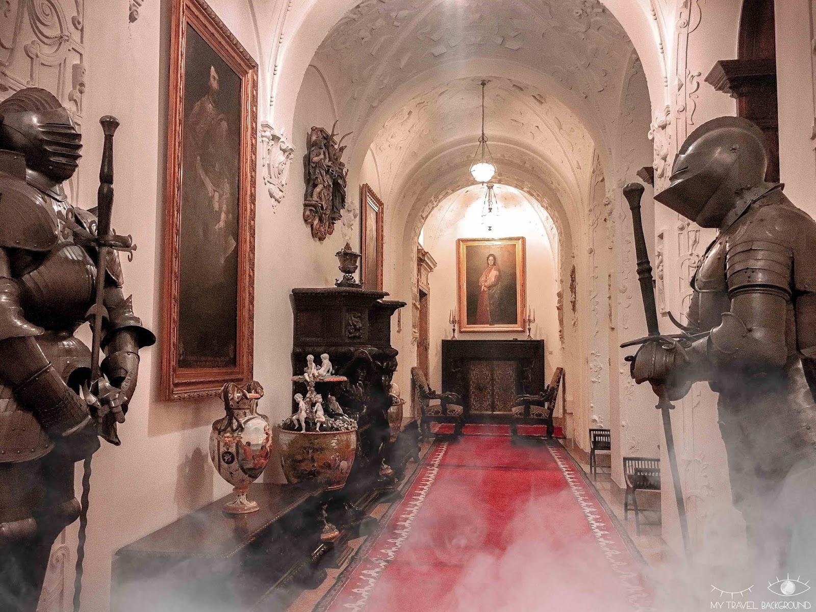 My Travel Background : chez Dracula pour Halloween - Château de Peles