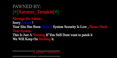 Website NVIDIA Got Hacked