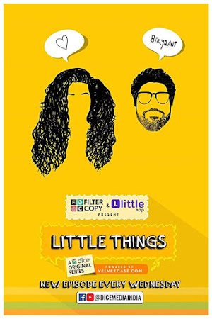 Poster Of Little Things Season 01 2016 Watch Online Free Download