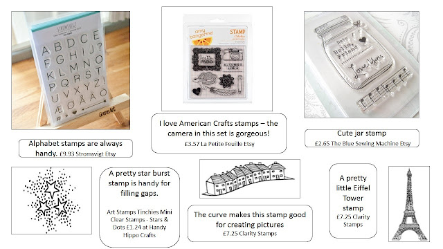 clear stamps to buy
