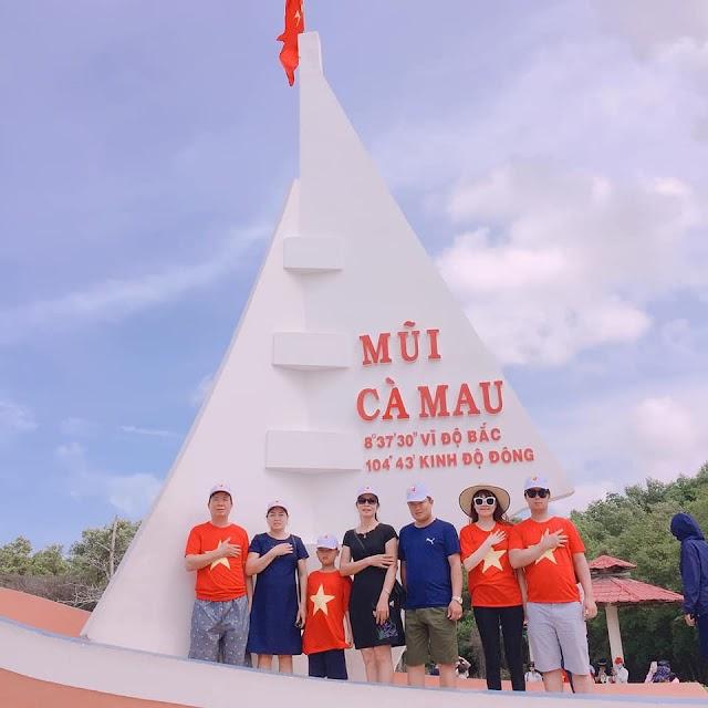 Mũi Cà Mau - Vùng Đất Cuối Cùng Trên Bản Đồ Việt  Nam