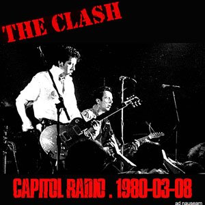 The Clash Train In Vain