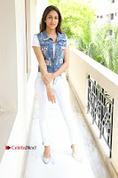 Telugu Actress Lavanya Tripathi Latest Pos in Denim Jeans and Jacket  0022.JPG